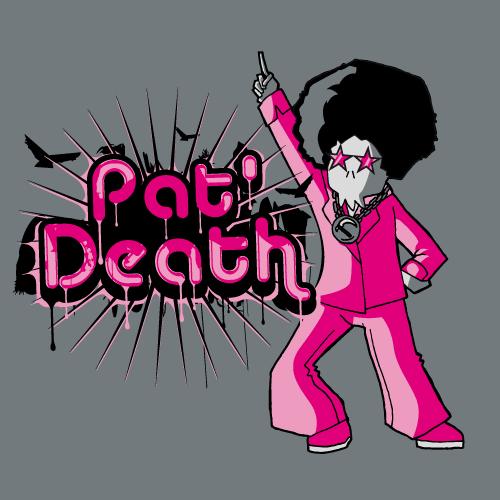 pat death