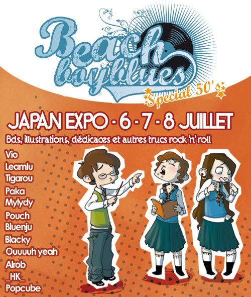 beach boy blues japan expo 2007