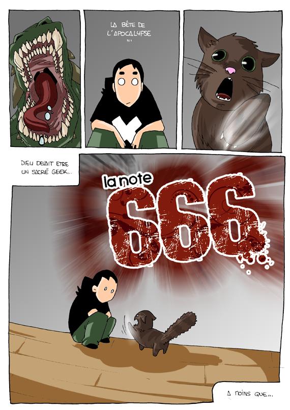 Les aventures de Paka — Episode 666
