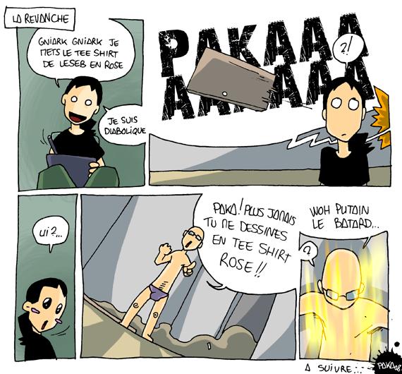 Les aventures de Paka — Episode 690